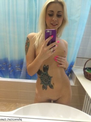 Kandice fille libertine escort