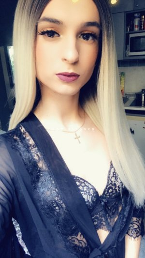 Alizon rencontre dominatrice escortgirl